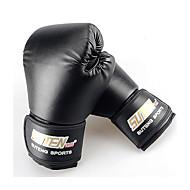 Boxhandschuhe Handschuhe Damen / Herrn / Kinder tragbar / Stoßfest Boxen Polyester / PU Schwarz
