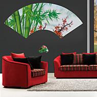 Animals / Botanical / Fashion Wall Stickers Plane Wall Stickers , PVC 90cm*40cm
