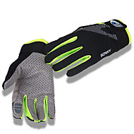 Gloves Sports Gloves Men's Cycling Gloves Spring / Summer / Autumn/Fall / Winter Bike GlovesAnti-skidding / Breathable / Reduces Chafing