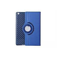 360 rotation TPU læderetui smart cover ipad Mini3 flip tilfælde med stativ funktion for Apple iPad 4/3/2
