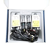 12V 55W AC Hid Xenon Kit for High Low Beam Kit Car Headlamp with Bright Lightness
