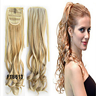 Beautiful Style  Wave Horsetail Hair Extensions Charming