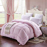Spring Quilt Feather Velvet Warm Autumn and Winter Super Soft Quilt    Bedding Set