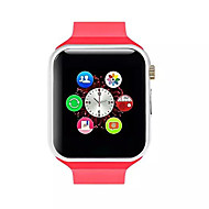 Montre Bluetooth à puce podomètre W8 montre-bracelet sport carte SIM smartwatch pour iOS et Android Smartphone