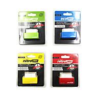 nitroobd2 diesel röd / ecoobd2 bensin grön / nitroobd2 diesel röd / nitroobd2 bensin gul chip tuningbox