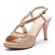 aokang® dámské koženkové sandály - 132811565