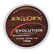 150M / 165 Yards Monofilament 0.12mm-0.50mm For Sea Fishing Super Soft, The Next Generation of Fishing Line.