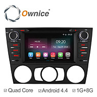 Quad Core Car DVD Player For BMW 3 Series E90 E91 E92 2005-2012 with Android 4.4 GPS Navigation Radio In-Dash