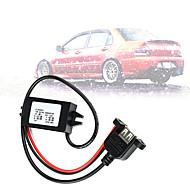 CARCHET DC/DC Converter 12V Step Down to 5V 3A USB Car Power Regulator Top