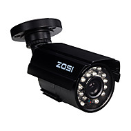 ZOSI® 800TVL IR Cut Waterproof Outdoor Day Night CCTV Seurity Surveillance Camera