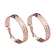 Alloy Earring Clip Earrings Party 2pcs