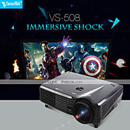 Home Theater Projector 3000Lumens Lumens WXGA (1280x800) 3D LED