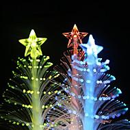 3.7 * 12cm święta kolorowe dekoracyjne mała lampka nocna / może wkleić choinki w nocy światła LED lampa 1szt