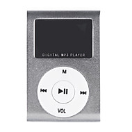 1,2-Zoll-OLED-tf Kartenleser MP3-Player mit Clip