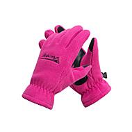 כפפה רכיבת אופניים / אופניים לנשים על כל האצבע / כפפןת חורף שמור על חום הגוף / נושם / משקל קל / כפפות מגע אביב / סתיו / חורףכחול / סגול /