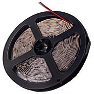 z®zdm הוביל אור דיודה רצועת אור 3528smd 300led עמיד למים IP44 5m כחול / אדום בהיר dc12v / הרבה