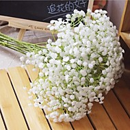 6 Branch White Gypsophila Repens Artificial Flower