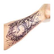 Tattoo Stickers - Tatuajes Adhesivos - Navidad / Año Nuevo - Otros - Bebé / Mujer / Hombre / Adulto / Juventud - Multicolor - Papel - 1pcs