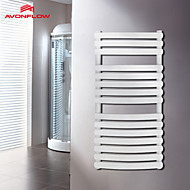 AVONFLOW® 1000x450 Ladder Styles Wall Mounted Towel Rail With White AF-FL