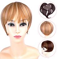 ty.hermenlisa клип в волосы восклицательного синтетические волокна жаропрочных бахрома наращивание волос шиньоны, 1 шт, 39 г