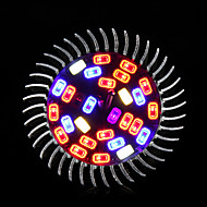 morsen®28w e27 teljes spektrumát vezetett nőnek fények 28 ledes lámpa virág növény hidrokultúrás fény