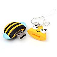 Cartoon Bee Animal USB Flash Drive 16GB