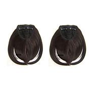 beliebte Clip in der synthetischen Knall mit vollen Knall natürliche schwarze Farbe