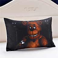 Hot Sale Bear Decorative Pillow Case Five Nights at Freddy Covers 50cmx75cm Body Pillowcase Christmas Gift