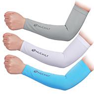 braço aquecedores MotoRespirável / Design Anatômico / Resistente Raios Ultravioleta / Vestível / Filtro Solar / Tiras Refletoras /