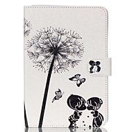 Child of Dandelion Folio Leather Stand Cover Case With Stand for iPad Mini 3/2/1