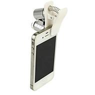 høj kvalitet vandtæt 60 gange mobiltelefon mikroskop og skærmforstørrer / smykker vurdering / ultraviolet lys
