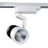 1 db. MORSEN 20 W 1 COB 1400 LM Meleg fehér / Hideg fehér Dekoratív Sínrendszeres LED világítás AC 85-265 V