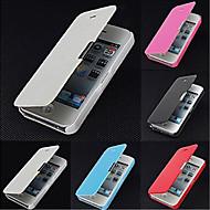 projeto vormor®frosted fivela magnética caso de corpo inteiro para iPhone 5 / 5s (cores sortidas)
