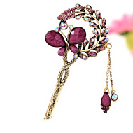 Z&X® Fashion Vintage Hair Sticks Wedding / Rhinestone Party / Daily 1pc
