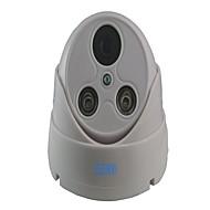 seehoo® 1/4 CMOS 900tvl 2 matriz de LED grande plastice cúpula exterior día hd usado&noche