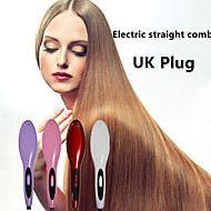Electric Straight Comb Straight Hair UK Plug