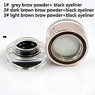 Tužky na oči Balzám mokrý Voděodolné / Přírodní / Rychleschnoucí Black Fade Eyes 1 1 Others