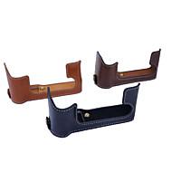 dengpin® pu bőr felében készült tok táska fedél alapot FUJIFILM X-t10 XT10 (vegyes színek)