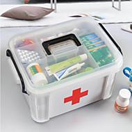 קופסאות אחסון פלסטיק עםמאפיין הוא עם מכסה , ל כביסה