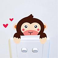 Animais / Desenho Animado / Romance / Quadro-negro / Moda / Feriado / Paisagem / Formas / Fantasia Wall StickersAutocolantes de Aviões
