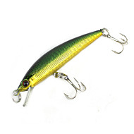 Fishing-1 PCS pcs Green / Gold Plastic / Stainless Steel / Iron-N/A Lure Fishing
