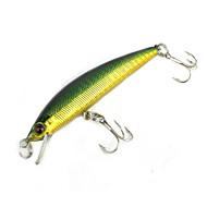 Pesca-1 PCS pcs Verde / Dourado Plástico / Aço Inoxidável /Ferro-N/A Pesca de Isco