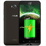 "Asus ZenFone Max 5.5 "" 5.0 Android טלפון חכם 4G (SIM כפול Quad Core 13 MP 2GB + 16 GB שחור)"