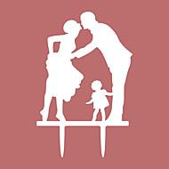Figurine - Resin - Häät / Vuosipäivä / Bridal Shower-kutsut / Syntymäpäivä -Ranta-teema / Puutarha-teema / Aasialainen teema /