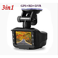 CAR DVD - 8 MP interpolation - 2560 x 1920 - GPS / Vidvinkel / 720P / HD