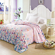 High-end Air Conditioning 100% Tencel Air Conditioning Quilt  Summer Cool Quilt Full/Queen Counters Authentic