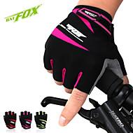 BATFOX® Luvas Esportivas Mulheres / Homens / Crianças Luvas de Ciclismo Primavera / Verão / Outono Luvas para CiclismoAnti-Derrapagem /