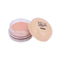 1 Concealer/Contour Wet / Matte / Mineral Powder Long Lasting / Concealer / Natural Face Multi-color