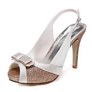 Women's Wedding Shoes Peep Toe / Platform Sandals Wedding