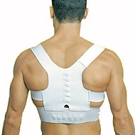 Magnetic Therapy Posture Corrector Back Support Body Back Pain Lumbar Belt Orthopaedic Adjustable Shoulder